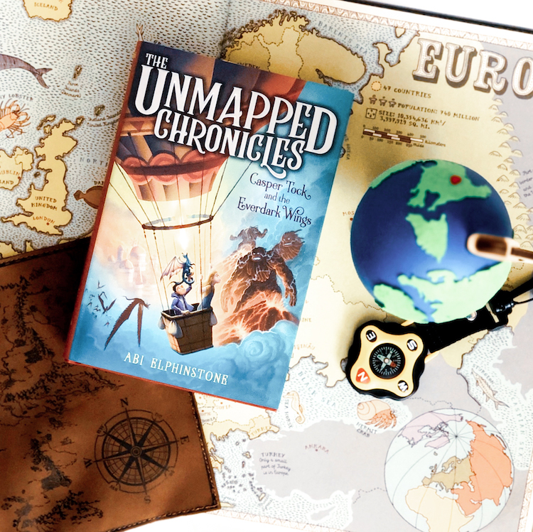 The Unmapped Chronicles