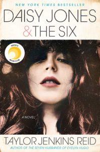 Daisy Jones & the Six book cover