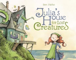 Julia's House for Lost Creatures book cover