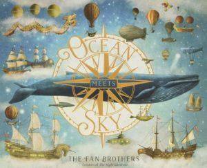 Ocean Meets Sky book cover