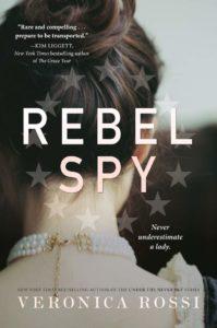 Rebel Spy book cover