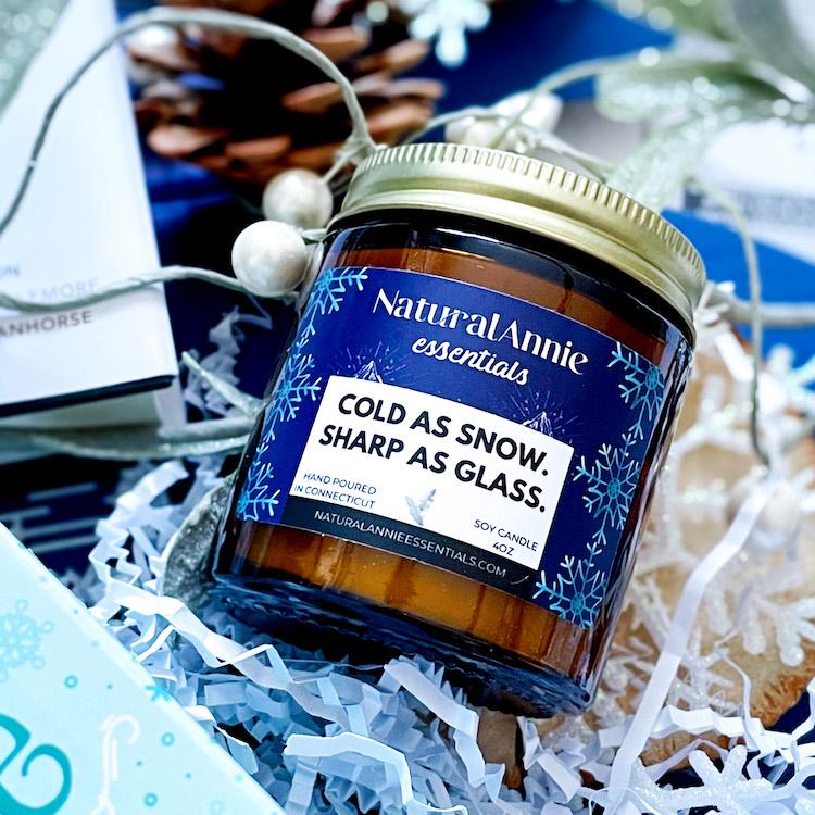 NaturalAnnie Essentials candle