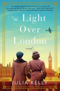 The Light Over London book cover