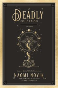 A Deadly Education book cover