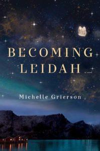 Becoming Leidah book cover