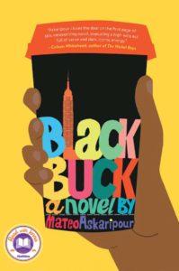 Black Buck Cover
