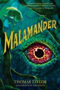 Malamander book cover