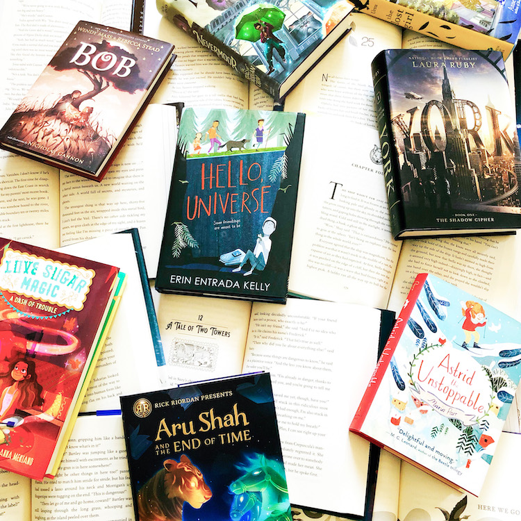Middle Grade March Recommendations