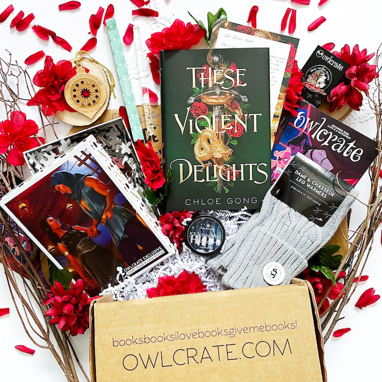 OwlCrate December 2020 Unboxing