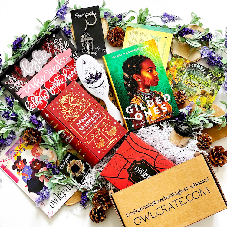 OwlCrate February 2021 Unboxing
