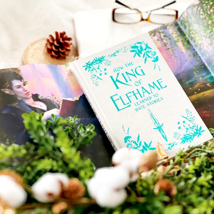 King of Elfhame foiling
