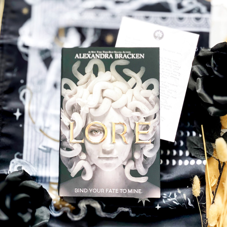 Lore - OwlCrate Edition