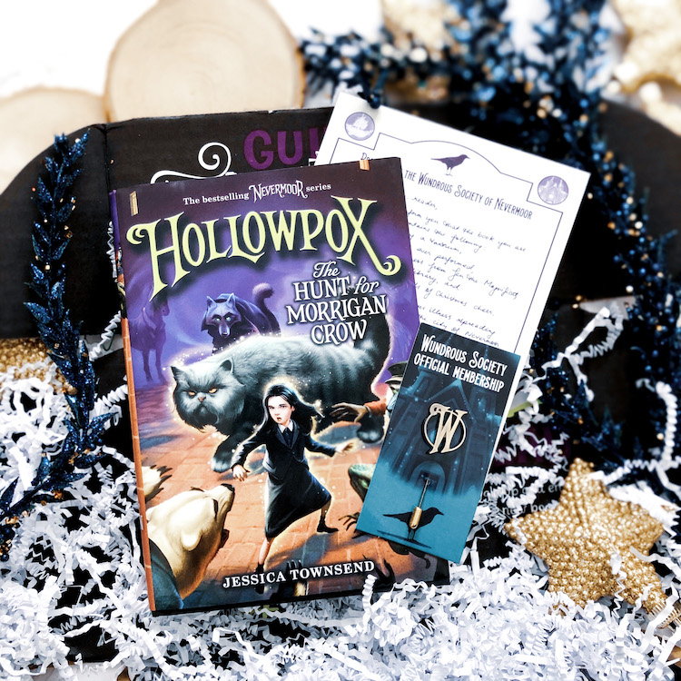 OwlCrate Jr. Hollowpox Special Edition