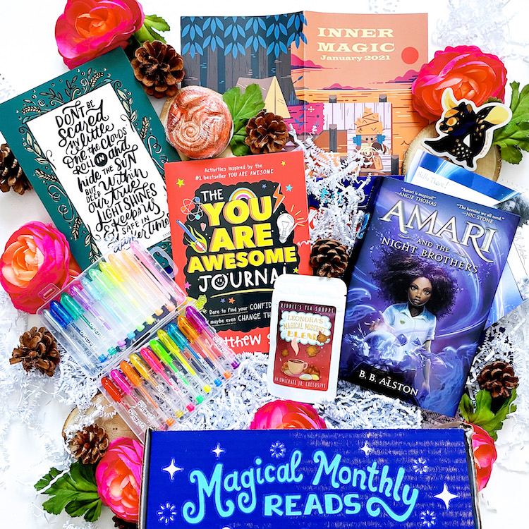 OwlCrate Jr. January 2021 Unboxing