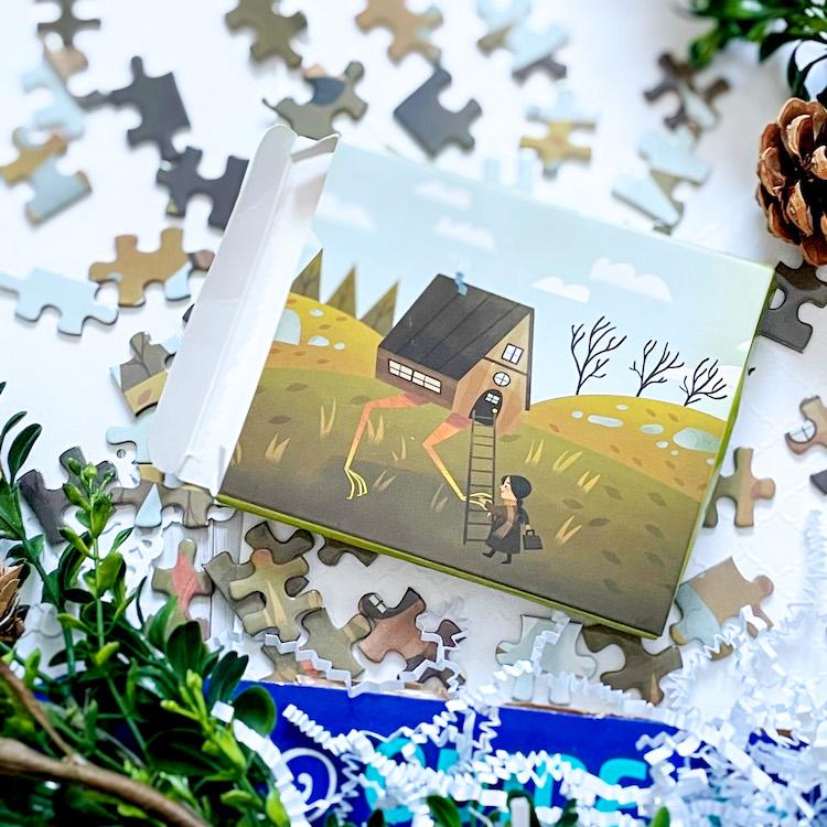 OwlCrate Jr. November 2020 Puzzle