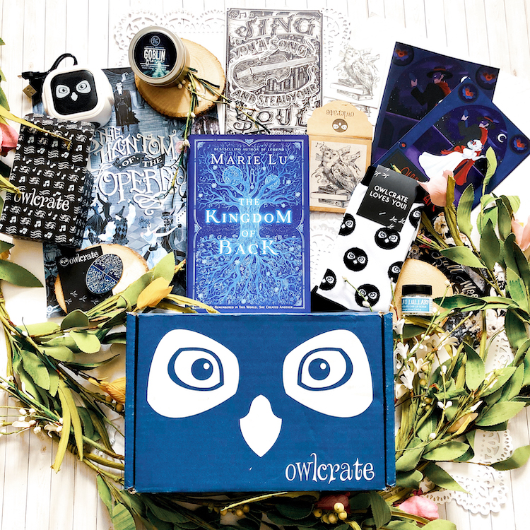 OwlCrate March 2020 Unboxing