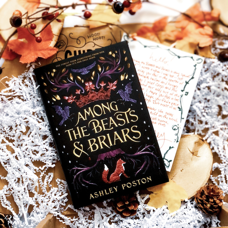 Among the Beasts and Briars book cover