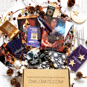 OwlCrate October 2020 Unboxing