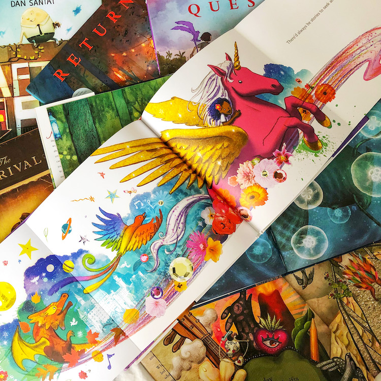 Picture Books for Middle Grade
