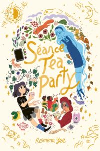 Seance Tea Party book cover