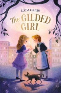 The Gilded Girl book cover