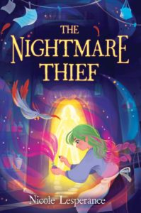 The Nightmare Thief book cover