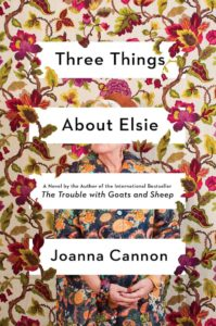 Three Things About Elsie book cover