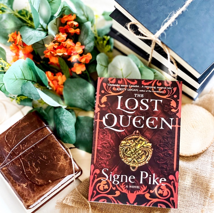 April 2021 Book of the Month The Lost Queen