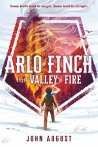 Arlo Finch in the Valley of Fire book cover