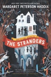 Greystone Secrets the Strangers book cover