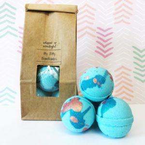 Mermaid Bath Bombs