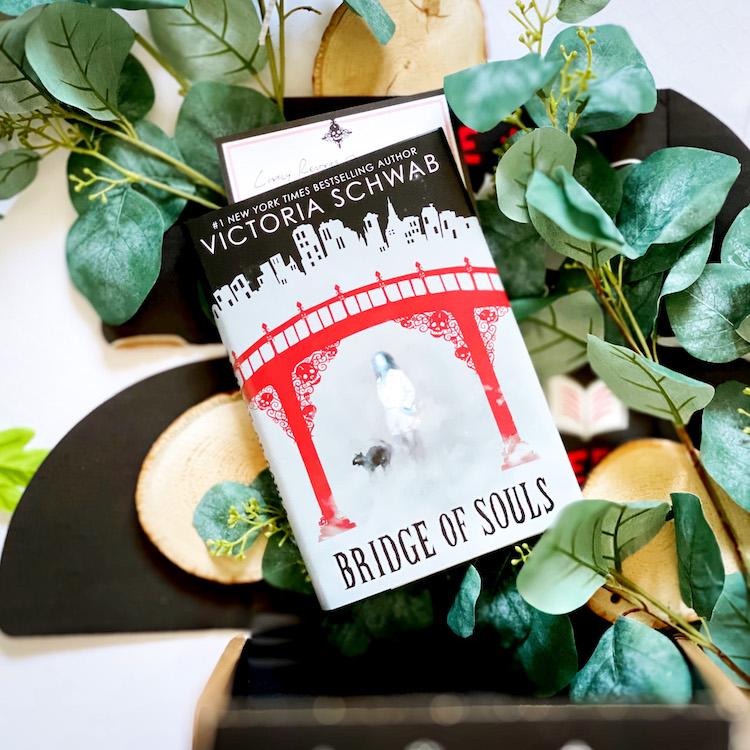 OwlCrate Jr. Bridge of Souls book