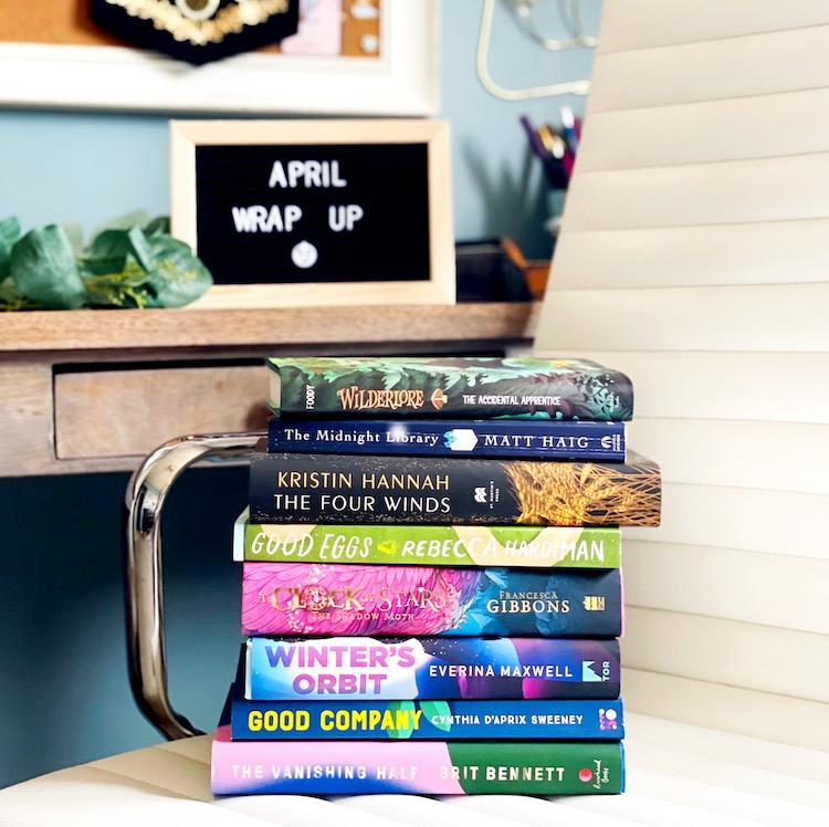 April 2021 Reading Wrap-Up