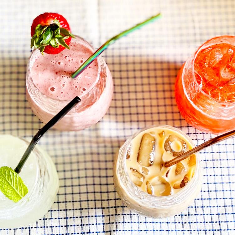 Summer FODMAP Friendly Drinks