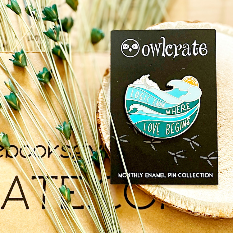 OwlCrate May 2021 Enamel Pin